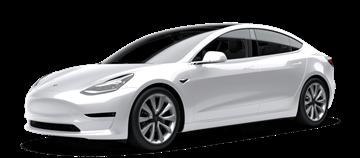 Tesla 3 Model Saloon