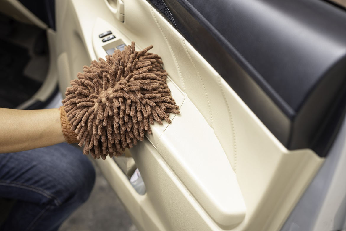 Spring cleaning 101 for car interiors