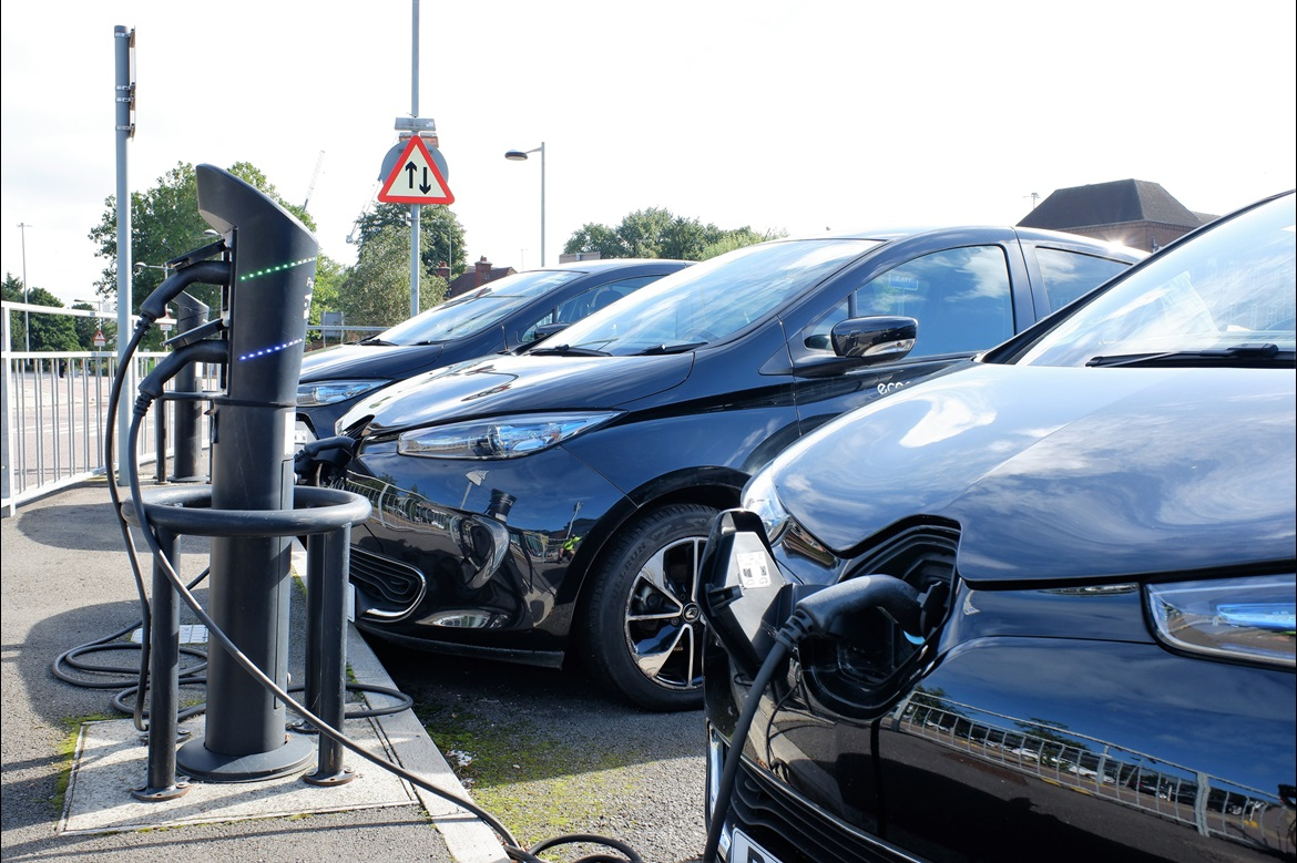 Top EVs for families